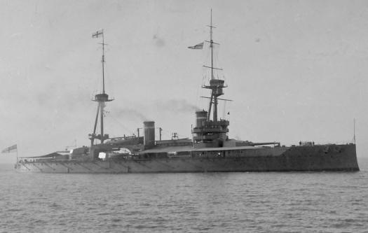 AA NN HMS NEPTUNE-8-1909-1922TZ