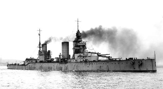 AA NN HMS Princess Royal